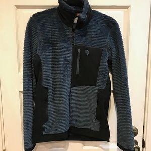 Mountain Hardwear Monkey Fleece Zip Jacket Small
